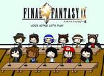 Final Fantasy IX Voice Acting Let's Play Part 42