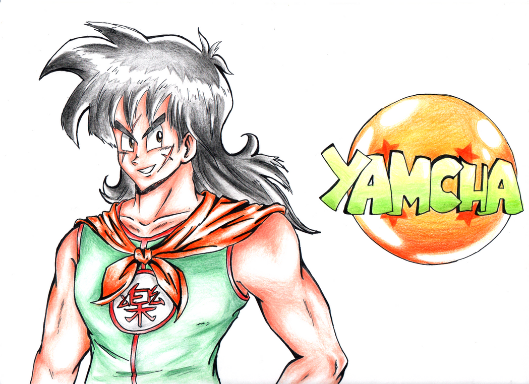 Yamcha the Best by MisoKrattz