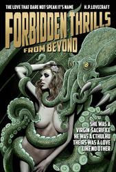 The Genre Experiments Of H.P.Lovecraft