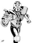 Dredd after Mike McMahon