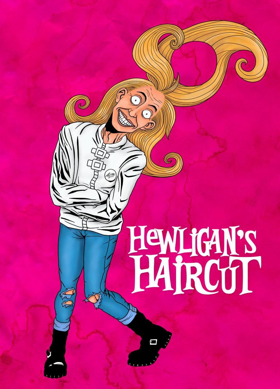 Hewligan's Haircut by allistermac