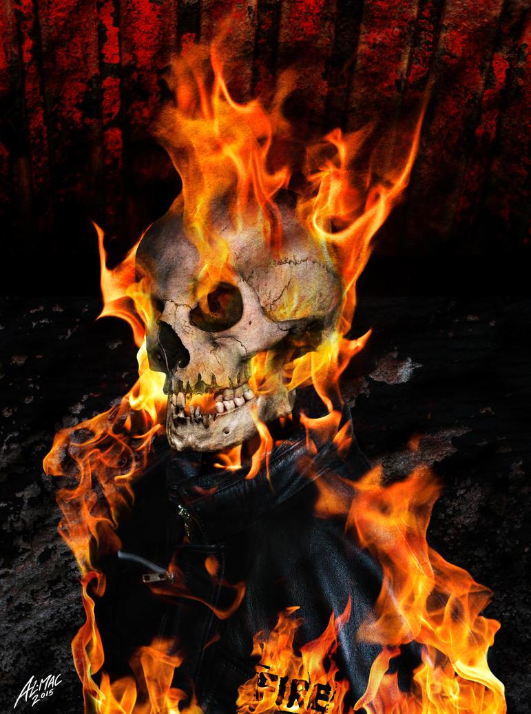 Judge Fire by allistermac