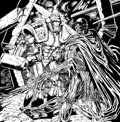 ABC Warriors - Hammerstein Vs Deadlock