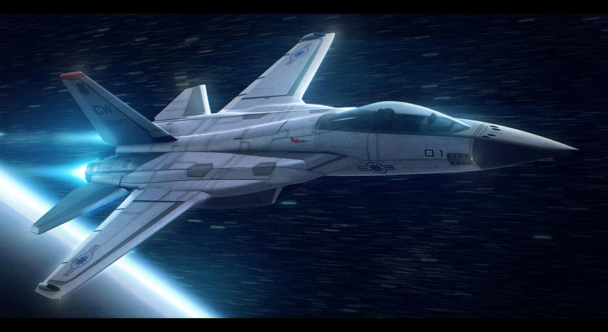 Pacific Aerospace SF-14C/D Shootingstar by Shoguneagle
