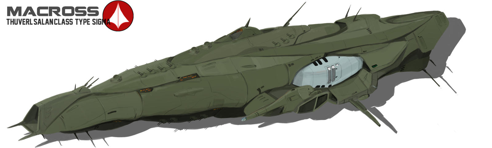 Thuverl-Salan-class Type Sigma destroyer by Shoguneagle