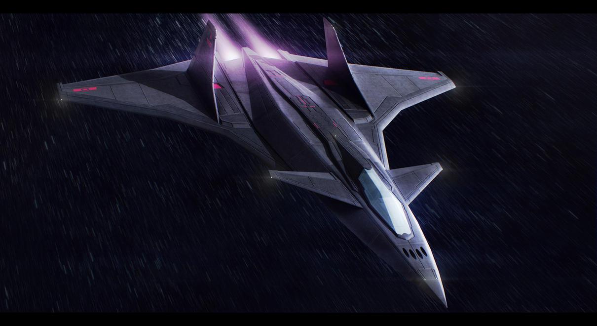 SCC-SDD/Pacific Aerospace YSF-16 Leviathan by Shoguneagle