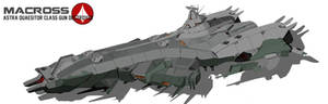 Astra-Quaesitor-class gun destroyer