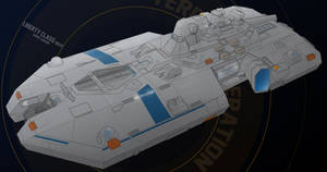 Liberty-class medium starfighter carrier (refit)