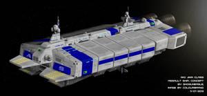Iwo Jima-class heavy assault ship