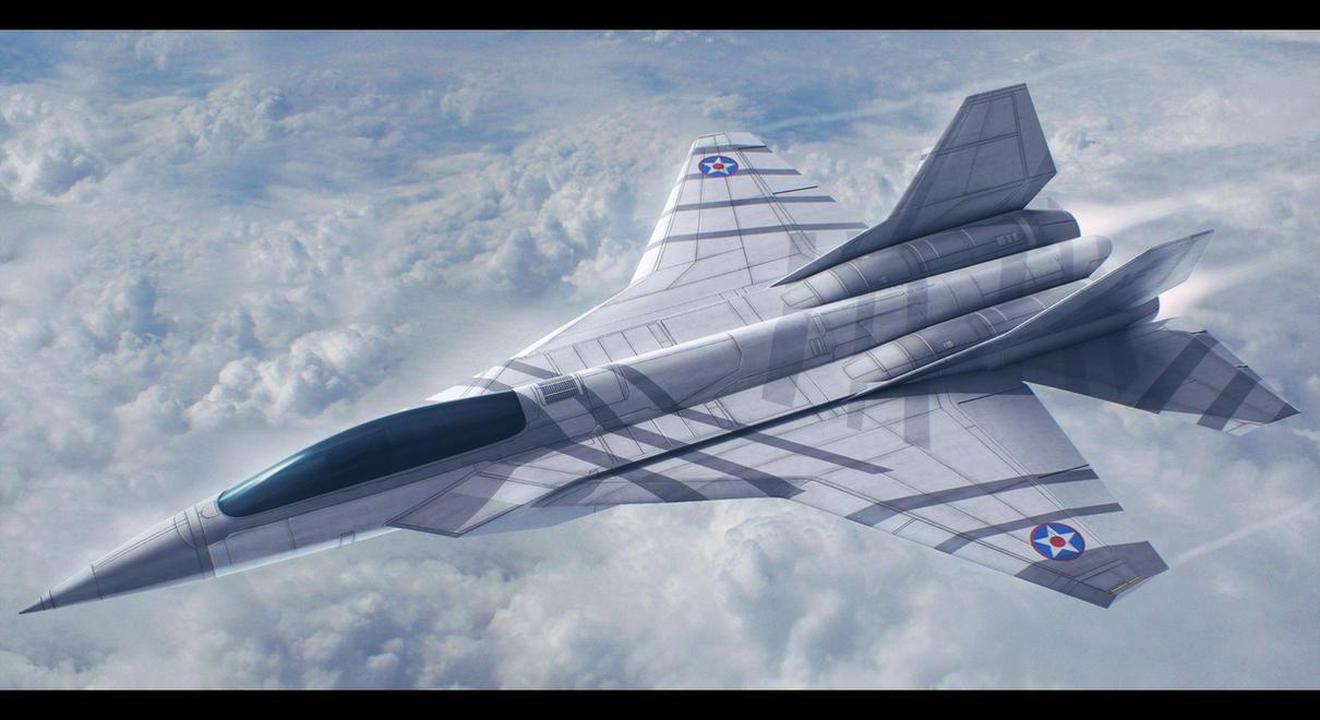 Boeing/McDonnell Douglas F-25C Eagle by Shoguneagle