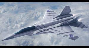 Boeing/McDonnell Douglas F-25C Eagle