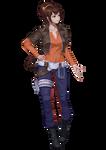 Leila Solo, runaway princess and hotshot smuggler