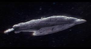 Mon Calamari Star Tide-class Star Cruiser