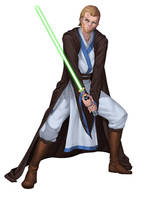 Soro Skywalker, Grand Master of the New Jedi Order by Shoguneagle