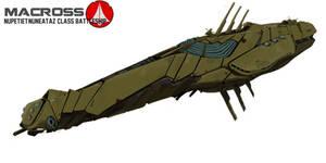 Nupetiet-Nuneataz-class battleship by Shoguneagle