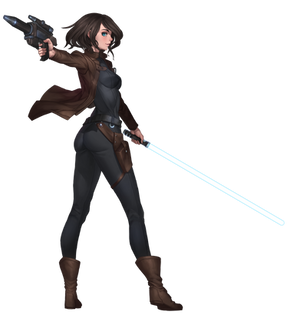 Rena Javess, Anti-Sith Chapter Jedi Knight