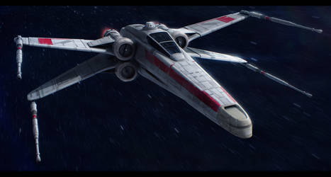 Incom T-65A Republic X-Wing