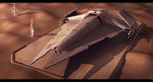 Maul's Tatooine Visit