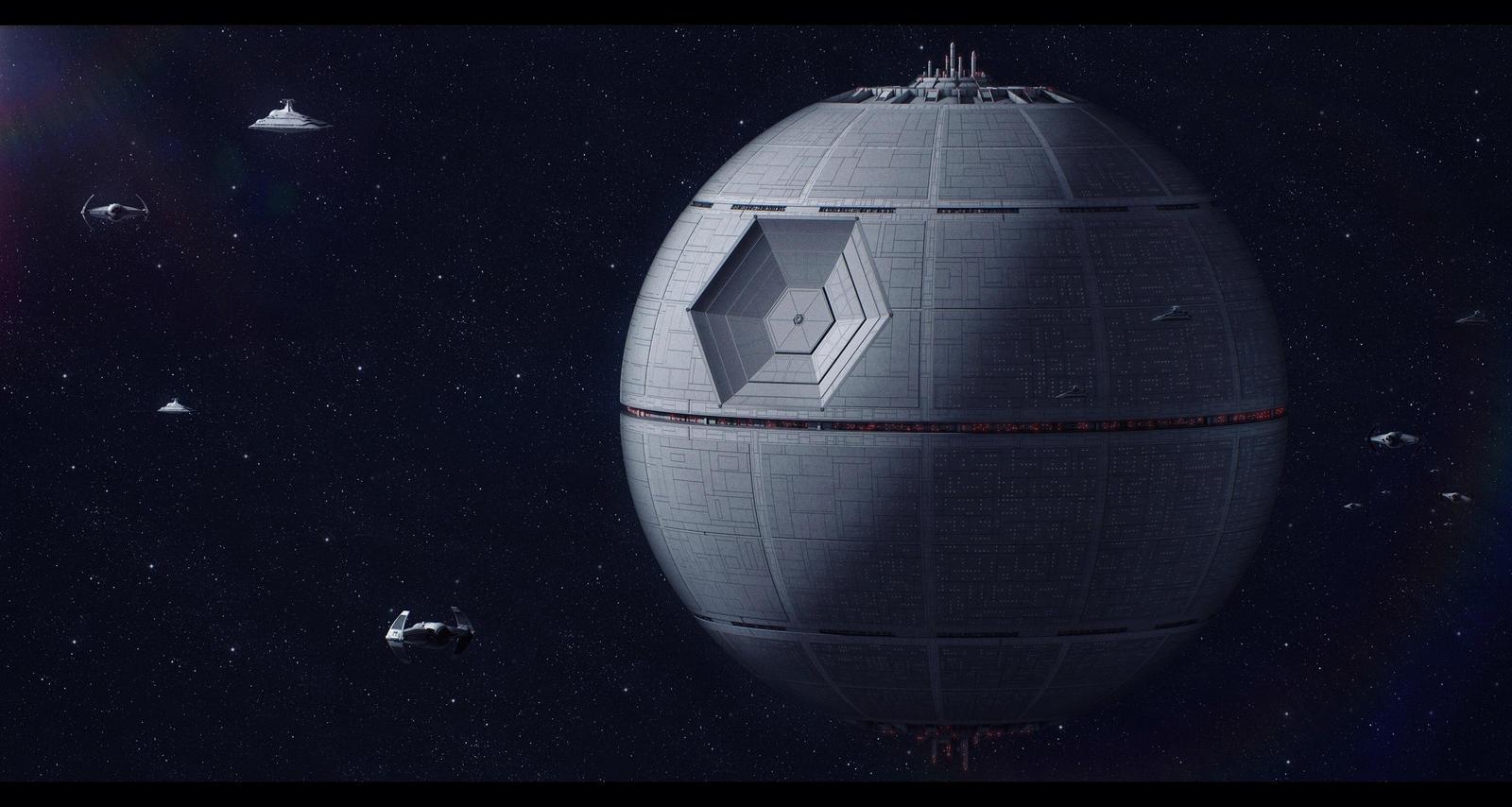 The Ultimate Weapon (Tarkin's Death Star) by Shoguneagle