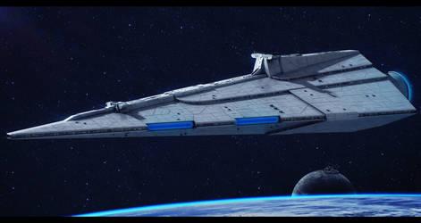 Rendili StarDrive Liberty-class Star Defender