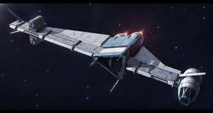 Slayn and Korpil S-8 P-wing assault starfighter