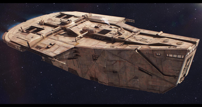 Original Starcrawler by Shoguneagle