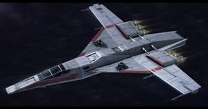 Koensayr/Incom TB-91 Star Mace bomber