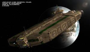 Ursa Major-class commercial hauler