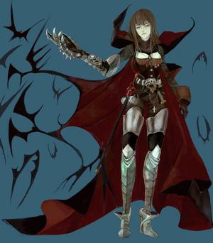 Vampire Hunter Elizabeth