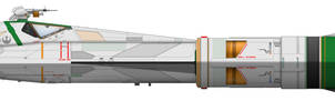 Koensayr/Subpro BTL-Y6 Super Y-Wing