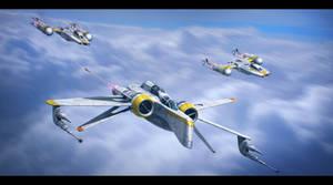 Distant Suns Squadron