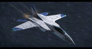 Pacific Aerospace YSF-14 Shootingstar Prototype by Shoguneagle