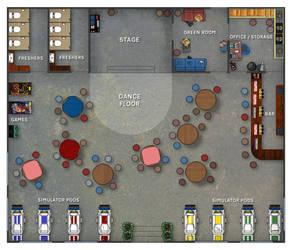 Bosco's floorplan by Shoguneagle