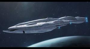 Mon Calamari MC90 Star Defender Ackbar by Shoguneagle