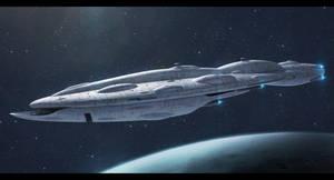 Mon Calamari MC90 Star Defender Ackbar