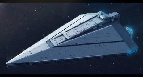 Kuat Drive Yards Turbulent-class star destroyer