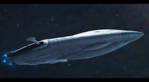 Mon Calamari Shipyards MC60 star cruiser