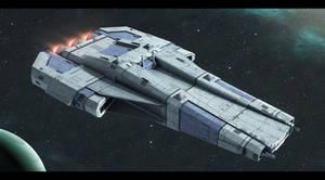 Diligent-class tactical patrol/escort ship