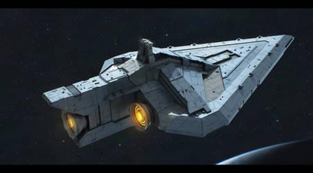 Kuat Drive Yards Ascendant-class Battlecruiser