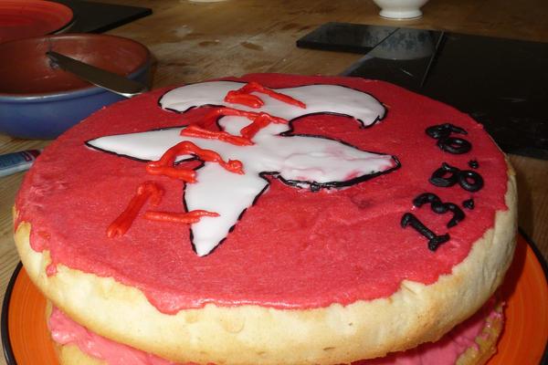 Cake Images Ravi : Akuroku day CAKE 5? by Ravi-Black on deviantART