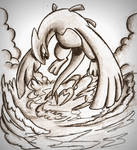 the Harbinger of Storm