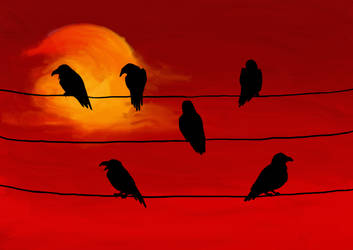 Ravens by Anathema7