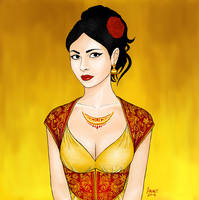 Inara by Anathema7