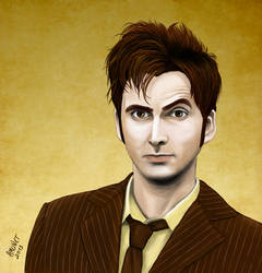 The Doctor by Anathema7