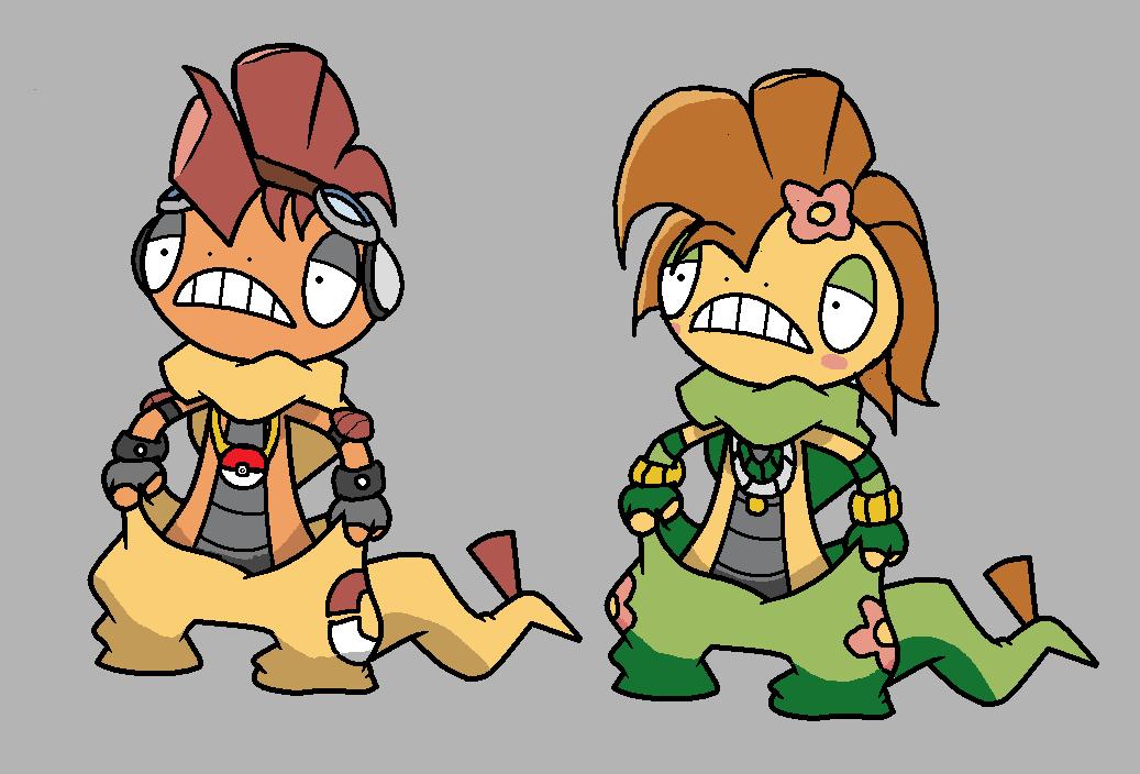 Pokemon Scraggy Evolution Images | Pokemon Images