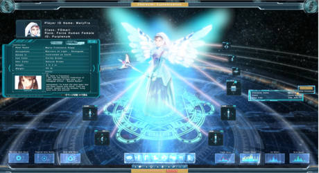 MaryFra - Angelic FOmarl Customized Screen by MultiLock