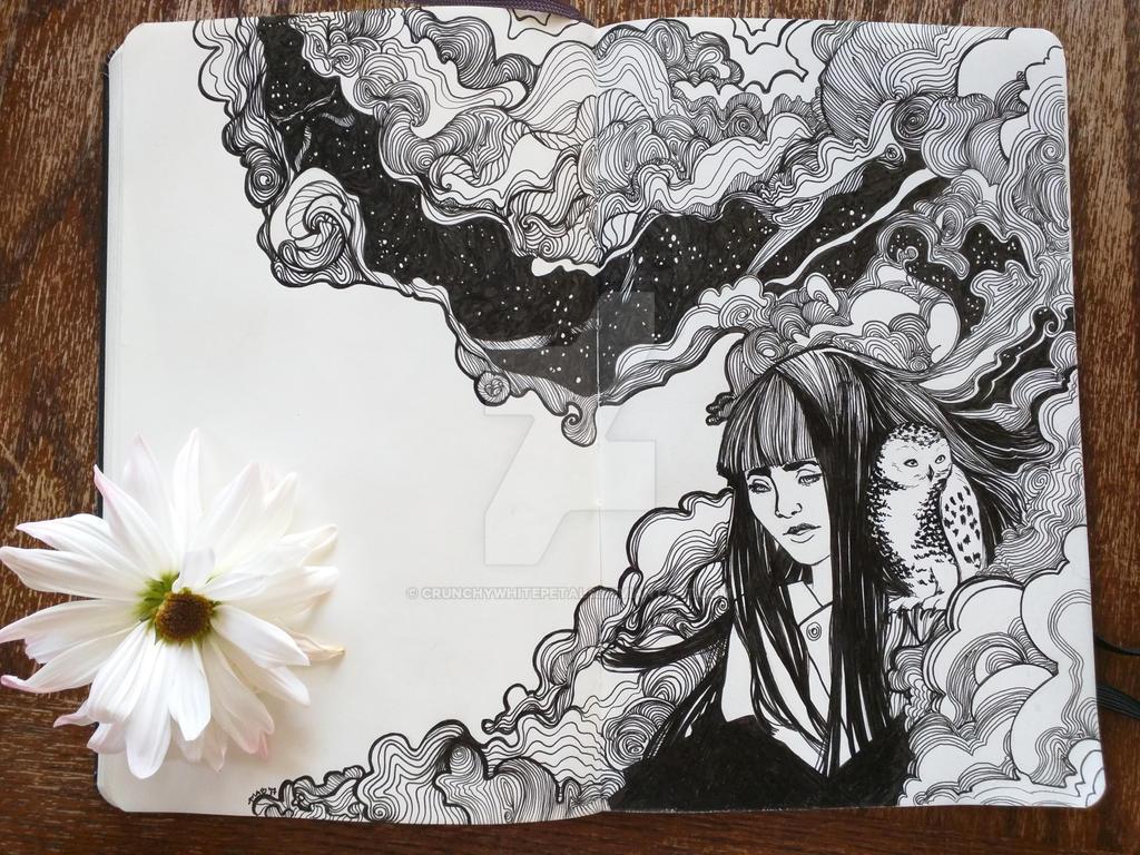 Goddess by crunchywhitepetals