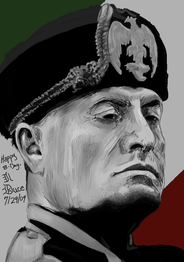 how and why did mussolini rise First world warcom  (with whom mussolini took care to foster good relations even after the latter's rise to power) in 1922 mussolini, .