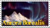 Aurora Borealis Stamp by Brinatello