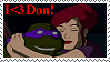 Don Love Stamp by Brinatello